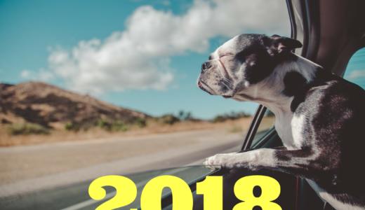 【挑戦】2018年は内容の濃いブログyearにします!