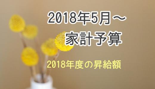 【家計予算】手取り239,000円に✧昇給分の振り分け