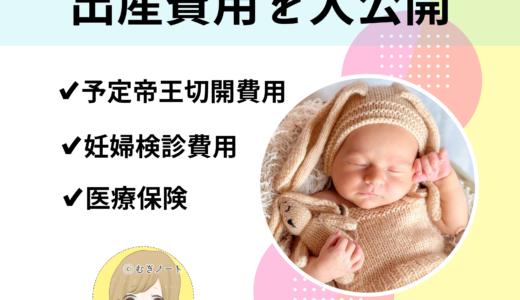 【お金】予定帝王切開にかかったお金と妊婦検診のお金すべて大公開!